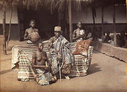 История цветной фотографии