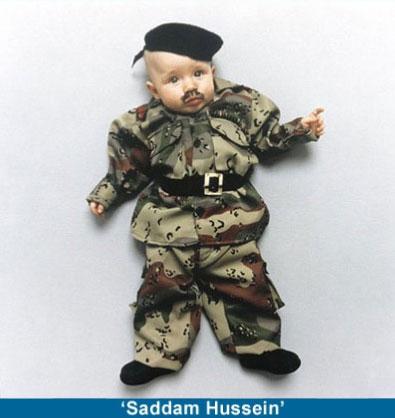 Младенец-диктатор