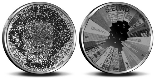 Голландская монета