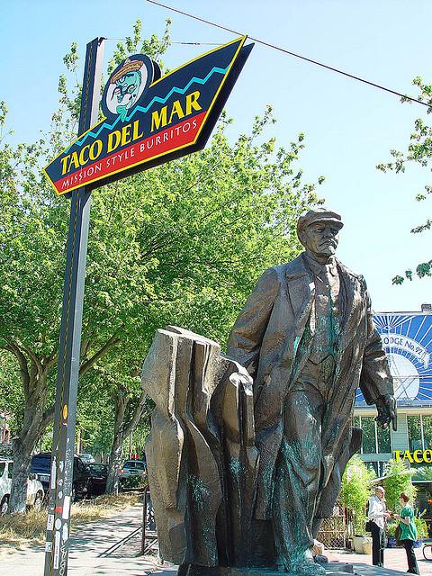 Ленин в Сиэтле