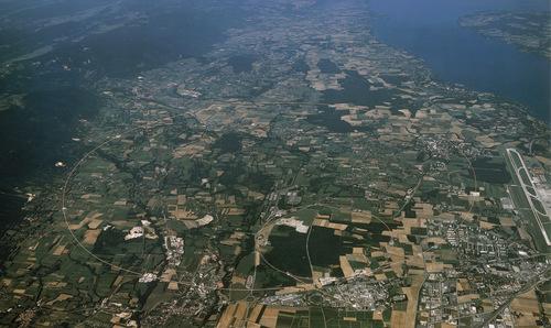 Окрестности CERN