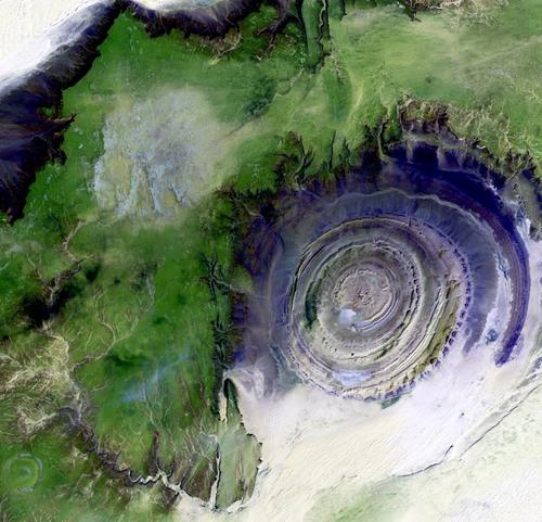 Спутниковые фотографии Земли