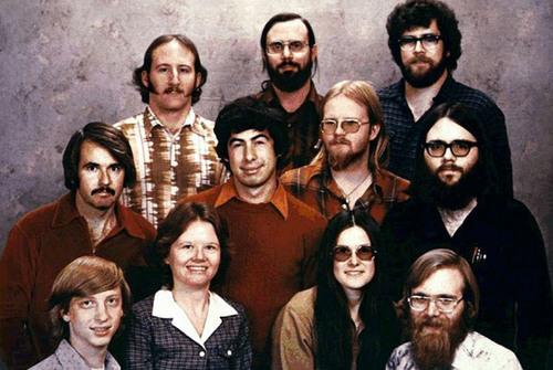 Microsoft 30 лет назад