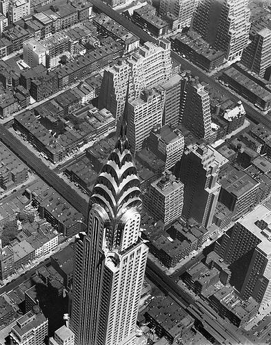 Здания Нью-Йорка