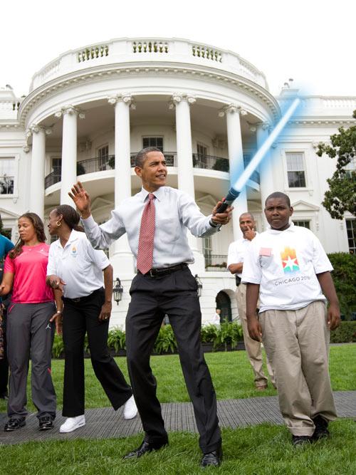 Дарт Обама
