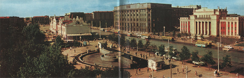 Старый Новосибирск