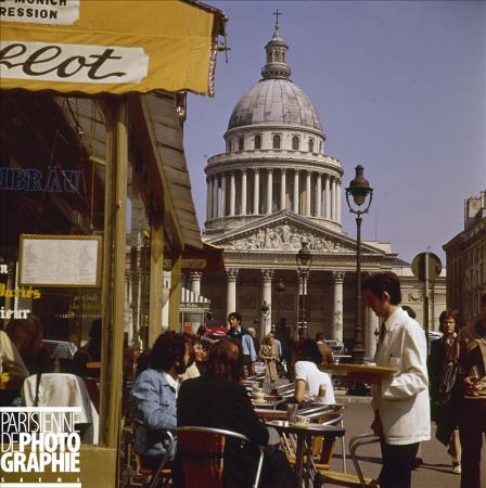 Париж в фотографиях
