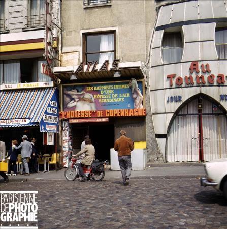 Старые фотографи Парижа