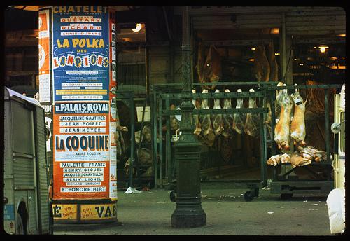 Париж в 1962 году