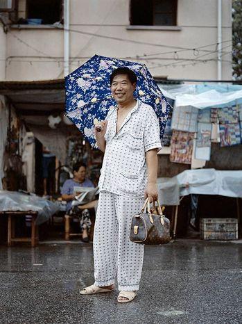 Пижамы в Шанхае