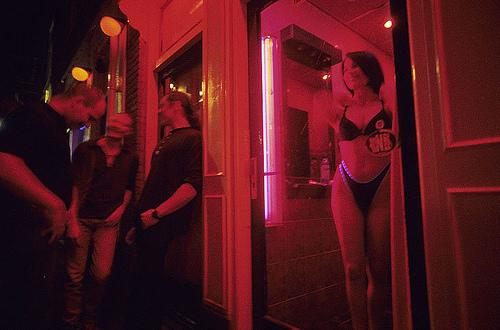 Занимательная проституция