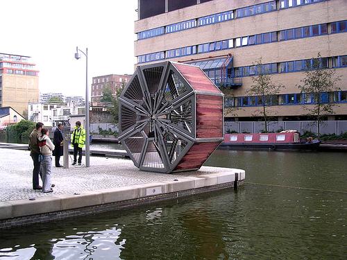 Вращающийся мост