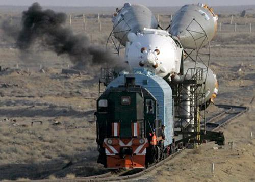 В космос на паровозе