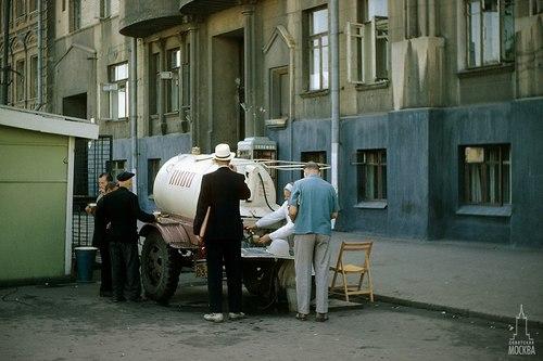Советская Москва