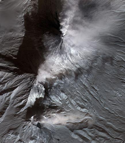 Вулканы-близнецы
