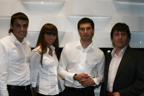 Продавцы Vertu