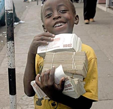 Зимбабвийские миллионеры