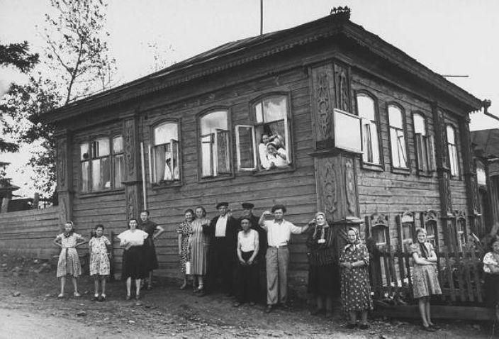 Сибирь в фотографиях LIFE