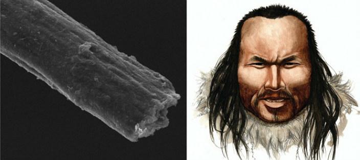Инук, первый житель Гренландии