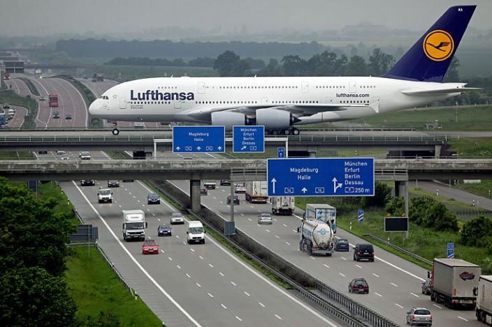 A380 lufhansa