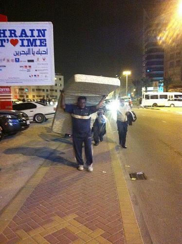 Что происходит в Бахрейне