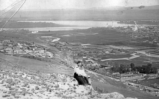 Красноярск в 1910 году