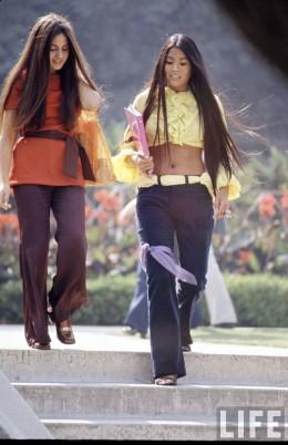Студенческая мода 1960-х