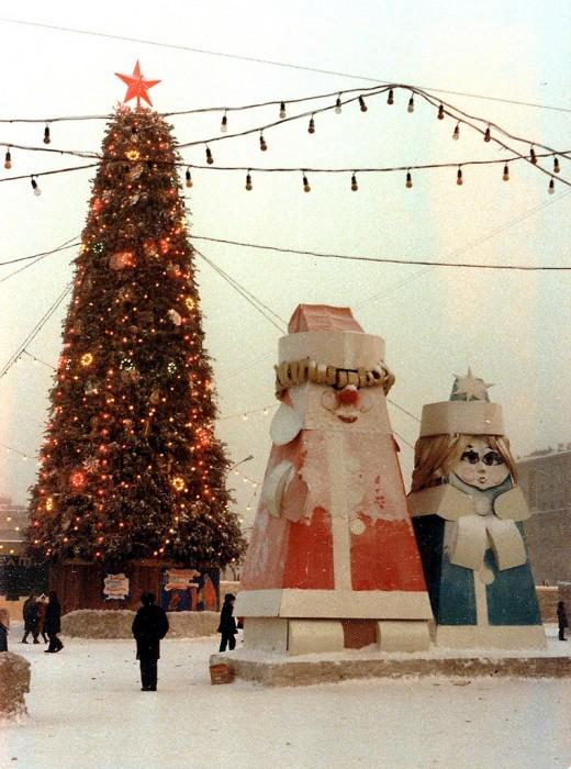 Новосибирск в 1979 году