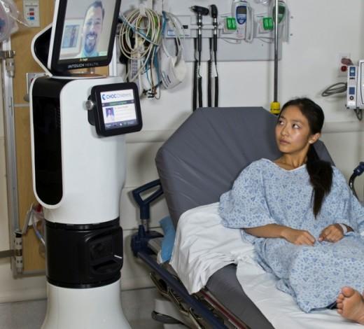 Первый робот-доктор