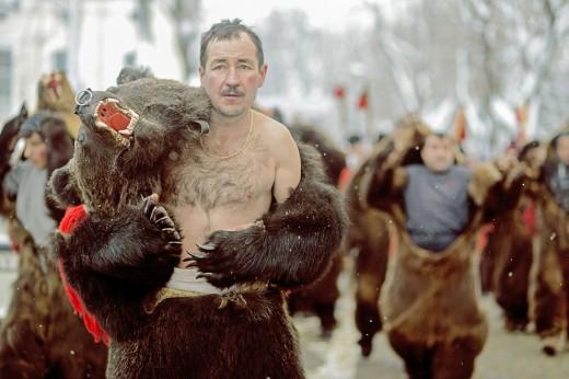 Медведи ходят по улицам