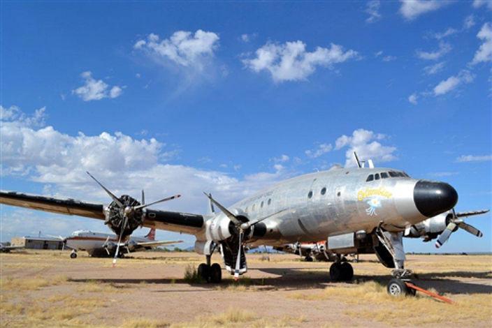 Президентский самолет